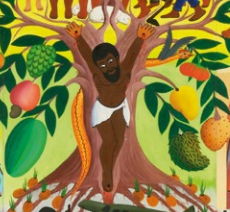 Jesus Crucified, On the Tree of Life