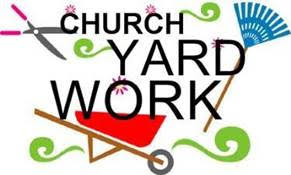 Image for Church Yard Work