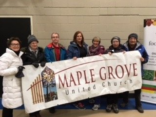 Maple Grove Banner