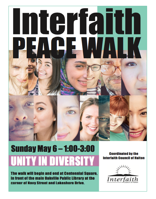 Interfaith Peace Walk