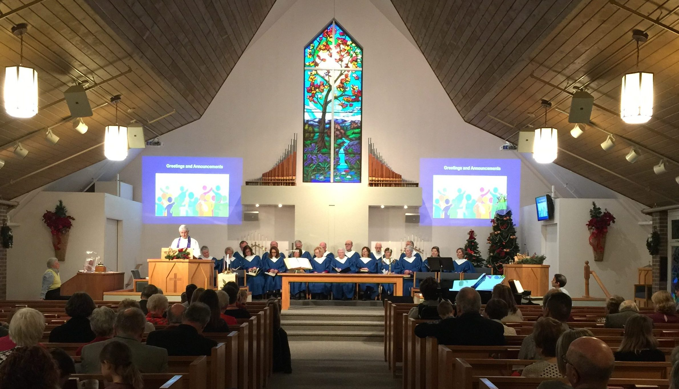 Maple Grove Christmas Eve Service