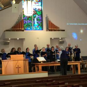 2019 MGUC Chancel Choir